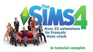 [TUTO] Cracker les Sims 4 [avec 32 extensions][Mise à jour Au Restaurant incluse]