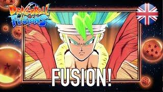 Dragon Ball Fusion - N3DS - Fusion ! (english)