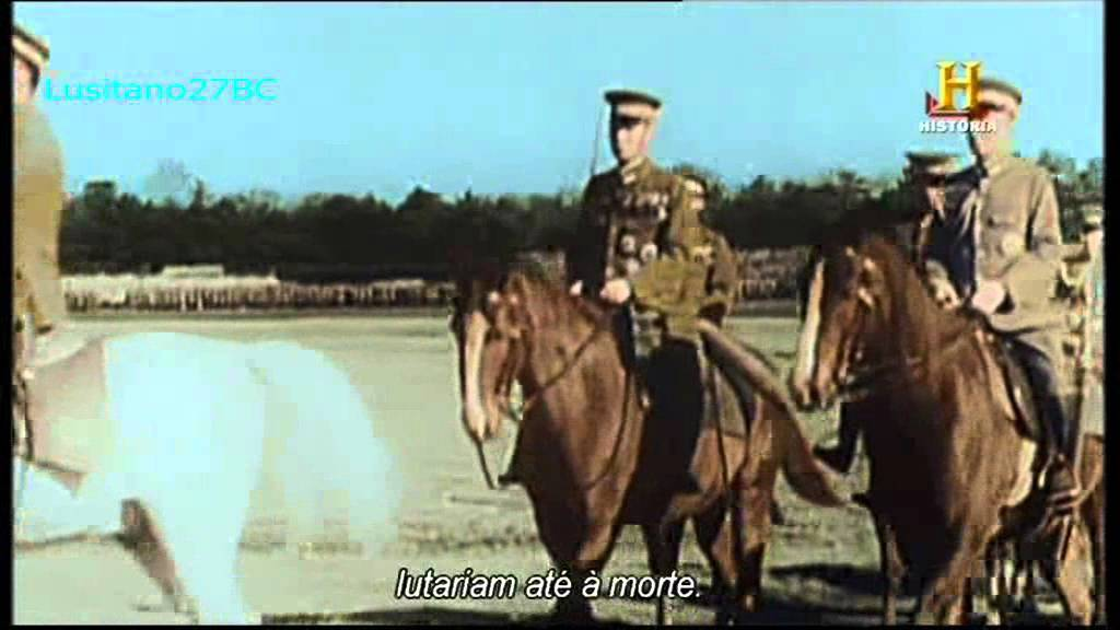 2ª Guerra Mundial a Cores, I #11, World War II in HD Colour - História