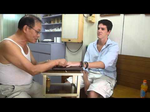 Chinese medicine VS dislocated finger