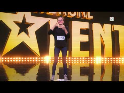 Ring meg (Tegnspråk)- Vilde Norske Talenter 2017