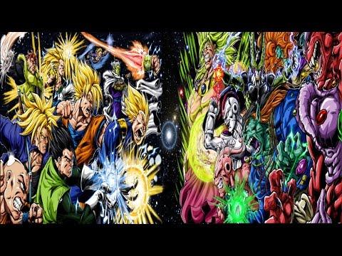 Dragon Ball Z Power Chart: Do These Rankings Make Sense?