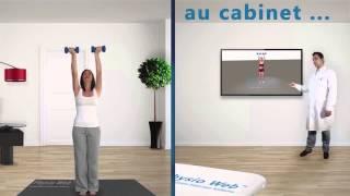 EX003 : Mobilisation Neuro vasculaire cou à Gauche