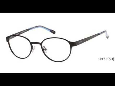 Gant Eyeglass Frames - YouTube