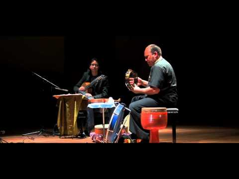 Music for Baroque Guitar & Percussion - Francisco Villegas