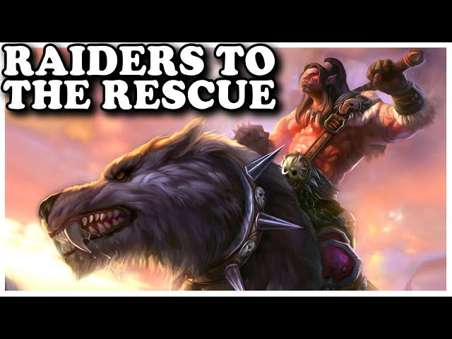 Grubby | WC3 | Raiders To The Rescue!