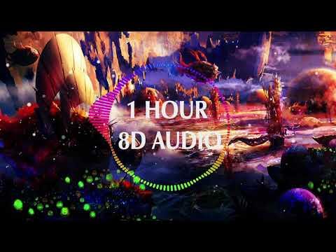 (1 HOUR) Martin Garrix & Justin Mylo - Burn Out (8D AUDIO) 🎧