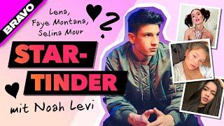 Star-Tinder: Noah Levi, wen findest du hot?