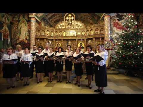 Biserica Ortodoxa «Nasterea Domnului» Stuttgart. Concert de colinde. 2017