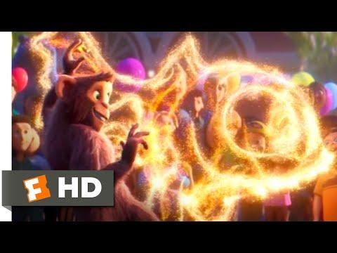 Wonder Park (2019) - Flying Fish Carousel Scene (1/10)   Movieclips
