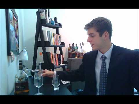 How To Serve Scotch Whisky