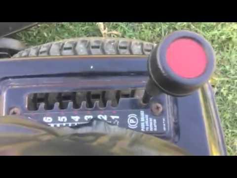 Yard machines mower review