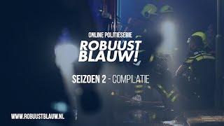 Politieserie RobuustBlauw! slotcompilatie seizoen 2