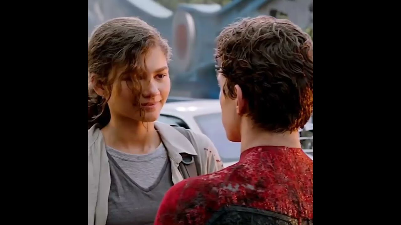 Peter & MJ 😍 Him and I 💕 Spiderman Far From Home | Bao Rami Status