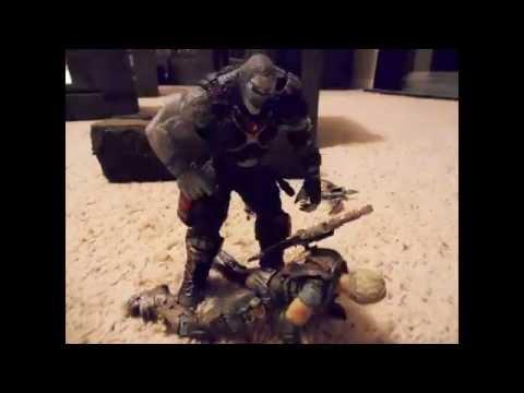Horde Mode - Gears of War 3 Stop Motion