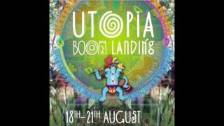 Goasia - Boom (Landing) Festival Goa Trance Mix 2016