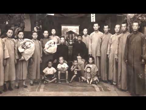 Album von China: Familienfotos