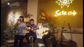 Giọng ca dĩ vãng [Chị Hương ] Guitar Sang Huỳnh = Hoàng Anh Bolero