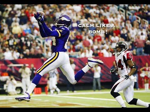 Randy Moss - Calm Like A Bomb!