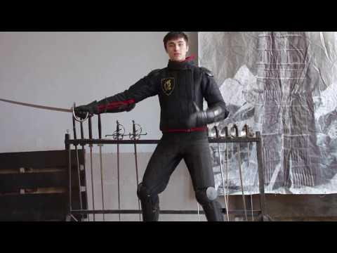 Фехтование: мулинеты. Часть 2