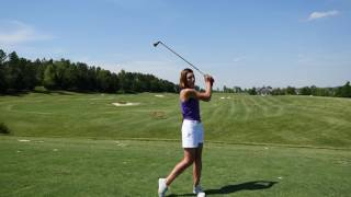 "Feel the Clubhead with ""A True Swing"" & Erika Larkin, PGA"
