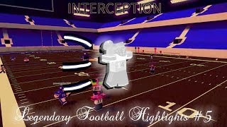THE 3RD CONVERSION || Roblox || Legendary Football Highlights [#5]
