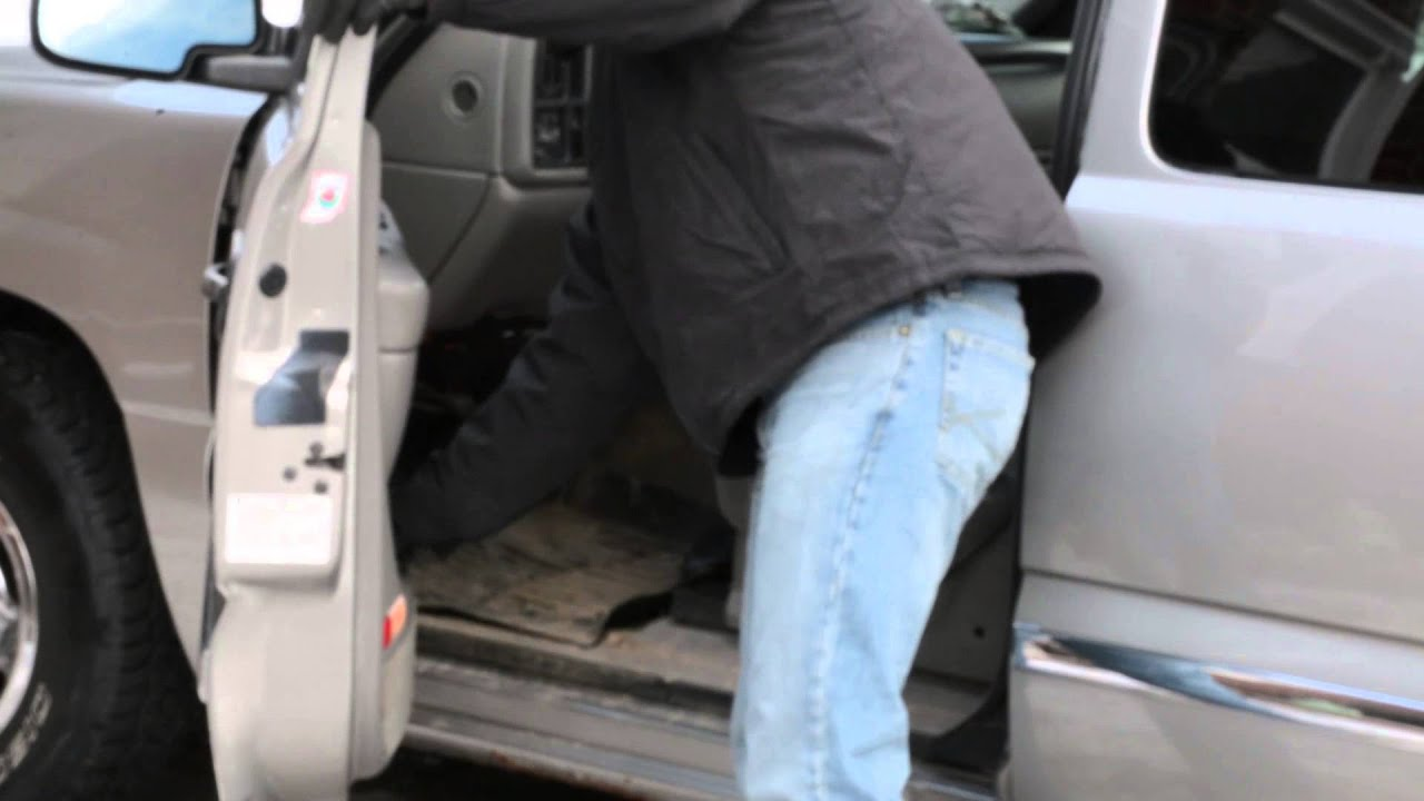 Redneck Headquarters How To Fix The Abs On A Chevy Astro Youtube 2002 Fuse Box Layout