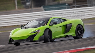 Chris Harris Celebrates McLaren | Top Gear