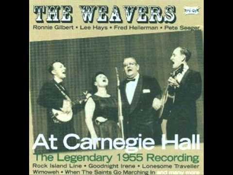 The Weavers - Pay me my money down