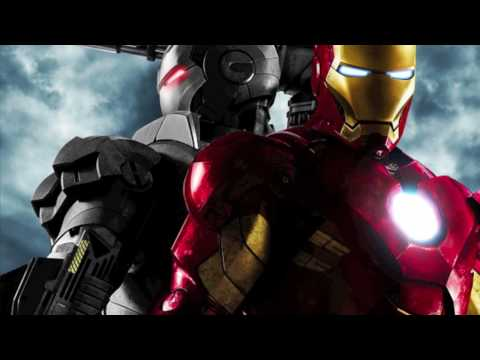 """Iron Man 2 """"War Machine"""" Trailer"""