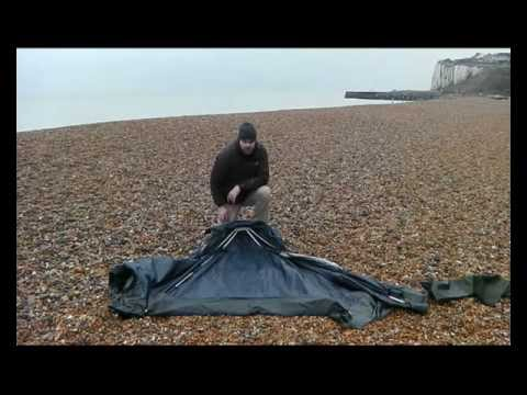 How To Set Up The Cod Cabin Beach Shelter