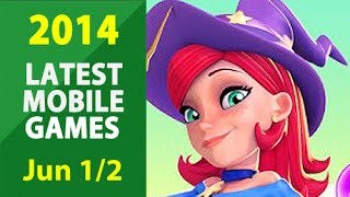June 2014 Latest Mobile Games (1/2)
