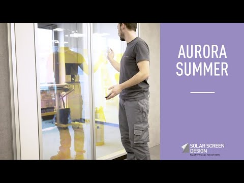 How To Install The Aurora Summer Film?