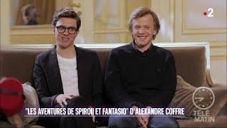 Cinéma - Spirou et Fantasio