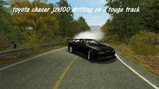 Toyota Chaser Night Touge