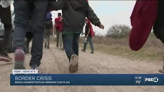 Unaccompanied children crossing the border is on the rise