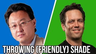 Microsoft Throws Some Shade At Sony Regarding backwards Compatibility
