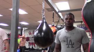 pacquiao vs matthysse manny sparring partner got lucas gym got pacman