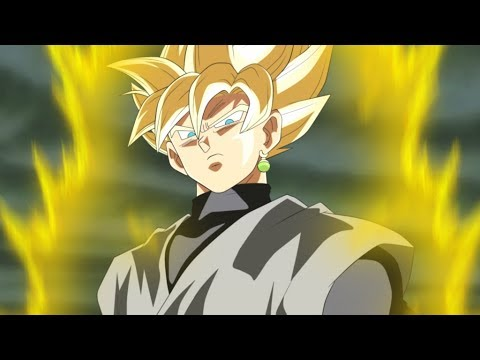 Goku Black Super Saiyan 4 Rose by Denjin-kun on DeviantArt  |Black Goku Super Saiyan