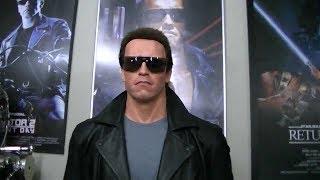 The Terminator 1984 - Arnold Schwarzenegger, Linda Hamilton, Michael Biehn,Susan Sarandon , HD.