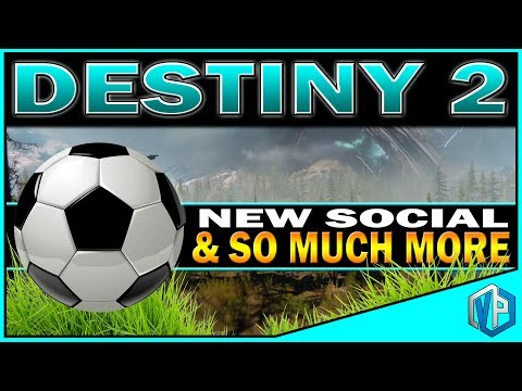 Destiny 2 News - The Farm Social Space!...