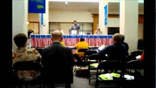 KY 1st District Democratic Primary   Congressional Debate 2012