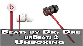 Beats by Dr. Dre urBeats 2 inEar Kopfhörer Unboxing Video