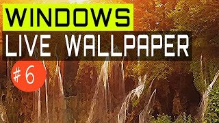 Video Live Wallpaper - Windows - Paradise