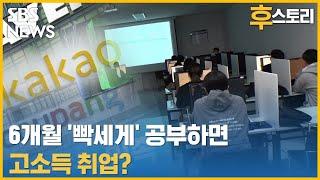 취업전선에 부는 '코딩 열풍'...실상은? / SBS …