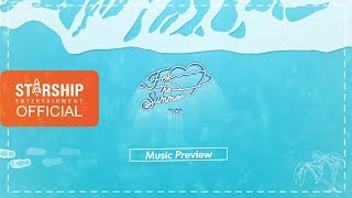 [Preview] 우주소녀 (WJSN) - [For the Summer]