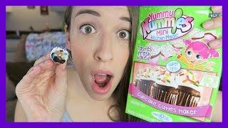 Yummy Nummies Mini Cupcakes!