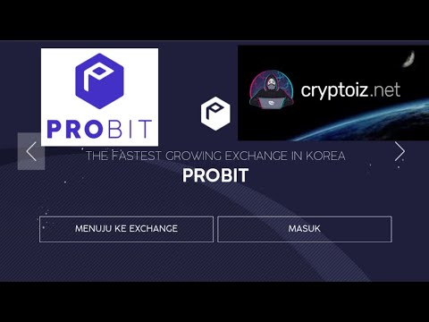 Mau Airdrop Legit & Informasi Tentang Crypto TerUPDATE | ProBit Exchange & Cryptoiz Tempatnya