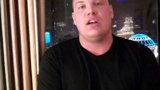 MatthewMaley.com - Paris Las Vegas Standard Hotel Room Review