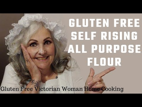 Gluten Free Self Rising All Purpose Flour